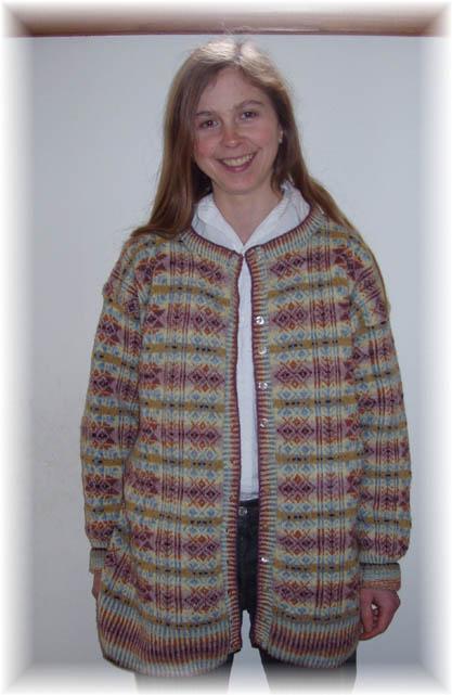 Joanna S Knitting